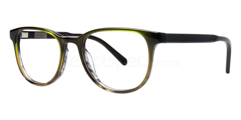 Loden Green THE TETER Glasses, Original Penguin