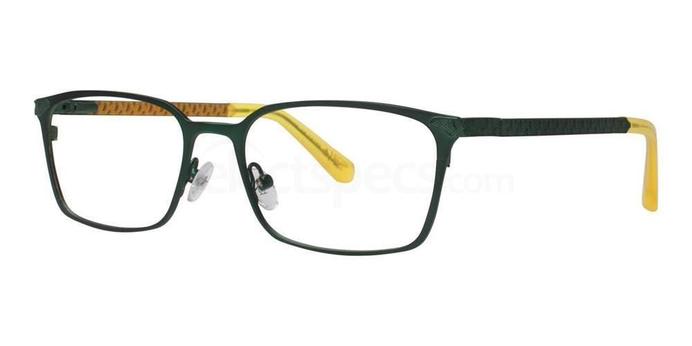Rifle Green THE PETERSON Glasses, Original Penguin
