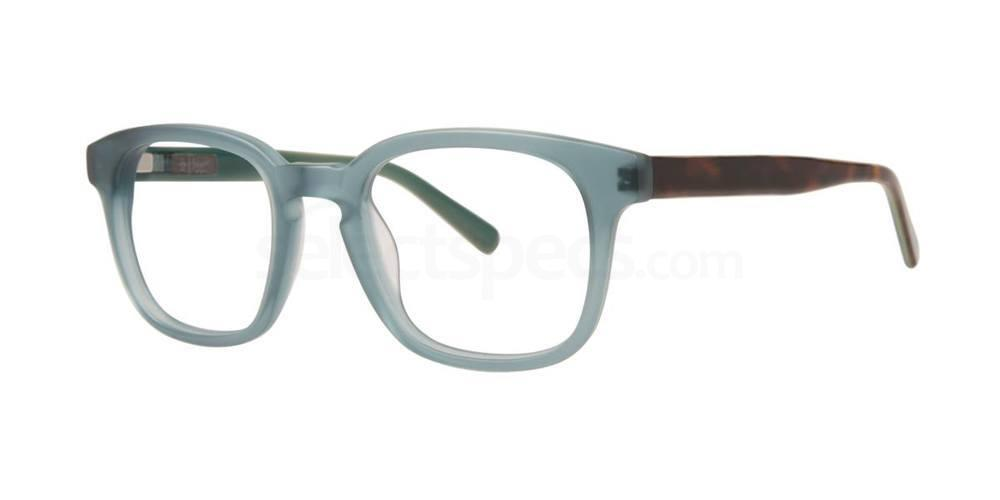 Matte Agean THE SIMON Glasses, Original Penguin