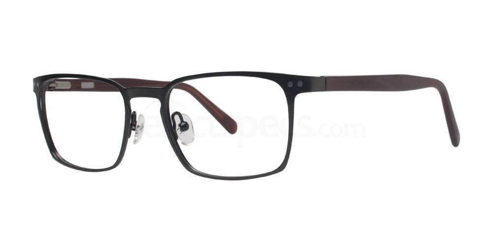 Black THE PAULIE Glasses, Original Penguin