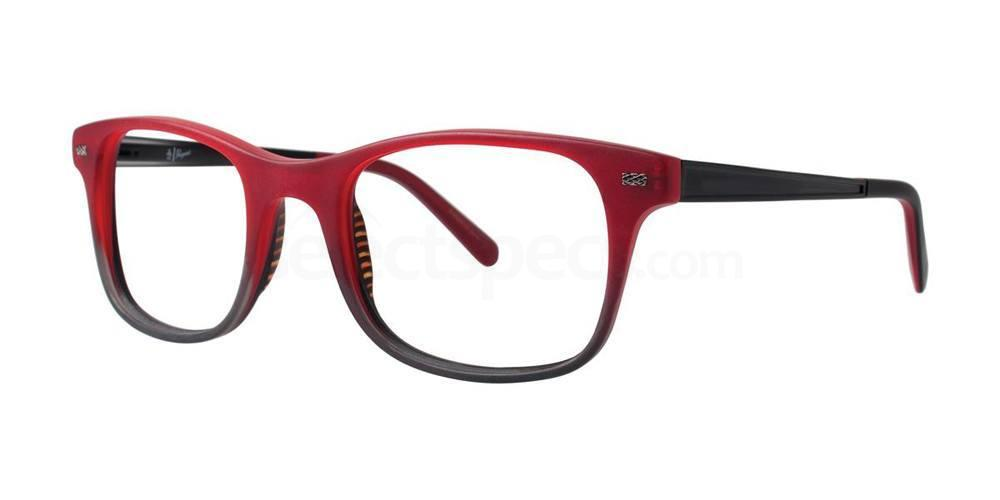 Biking Red THE DEMPSEY Glasses, Original Penguin
