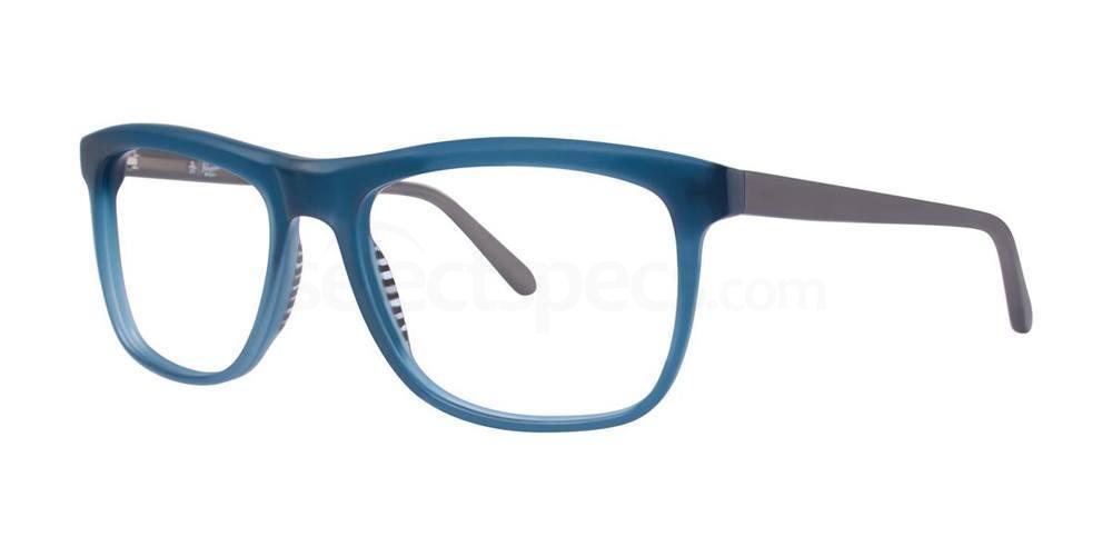 Methyl Blue THE FLAT TOP Glasses, Original Penguin