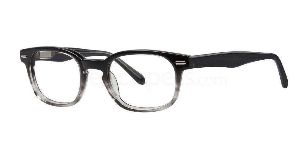 Black Gradient THE DOYLE Glasses, Original Penguin