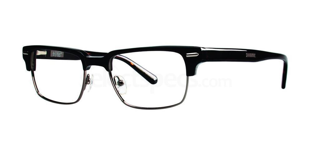 Black THE WINSTON Glasses, Original Penguin