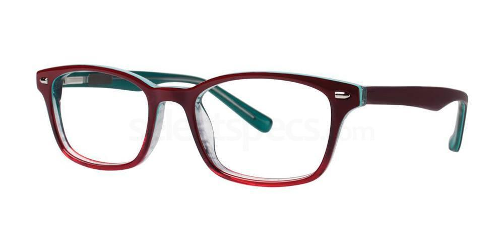 Biking Red THE CLYDE Glasses, Original Penguin