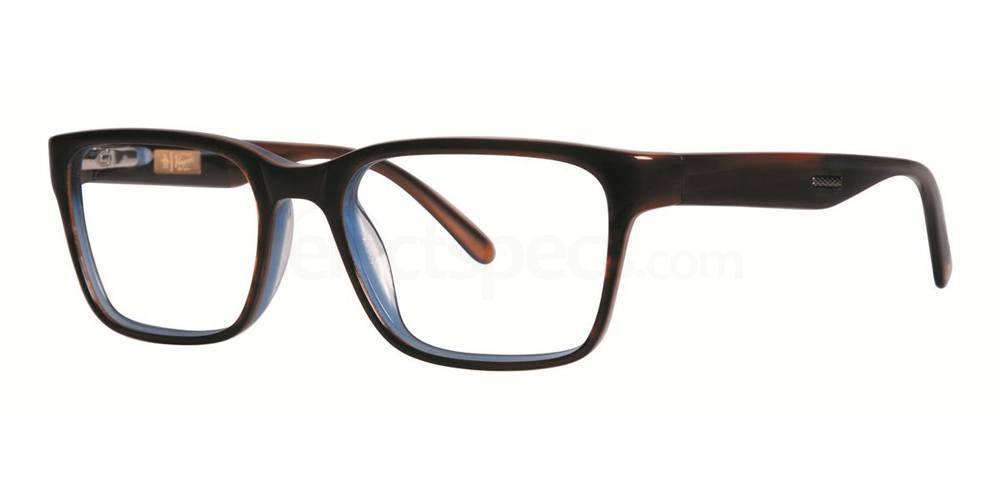 Brown THE DAVENPORT Glasses, Original Penguin