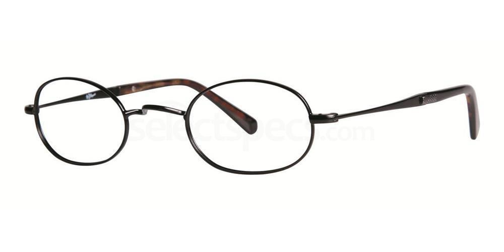 Black THE ROOSEVELT Glasses, Original Penguin