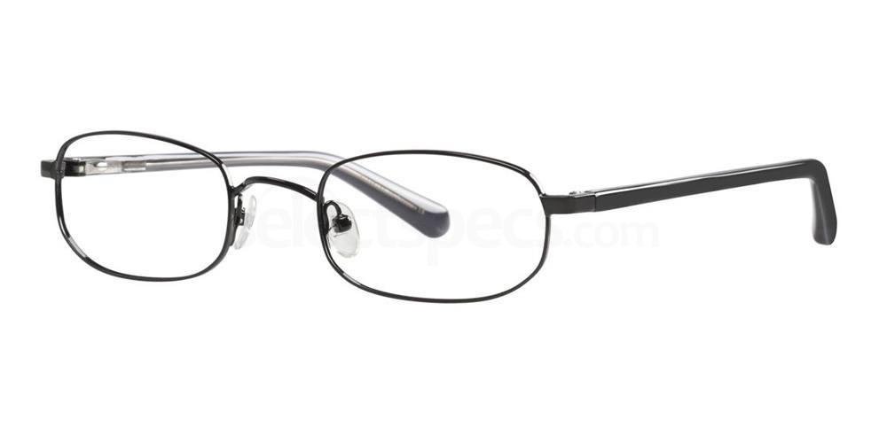 Black THE CURLY Glasses, Original Penguin