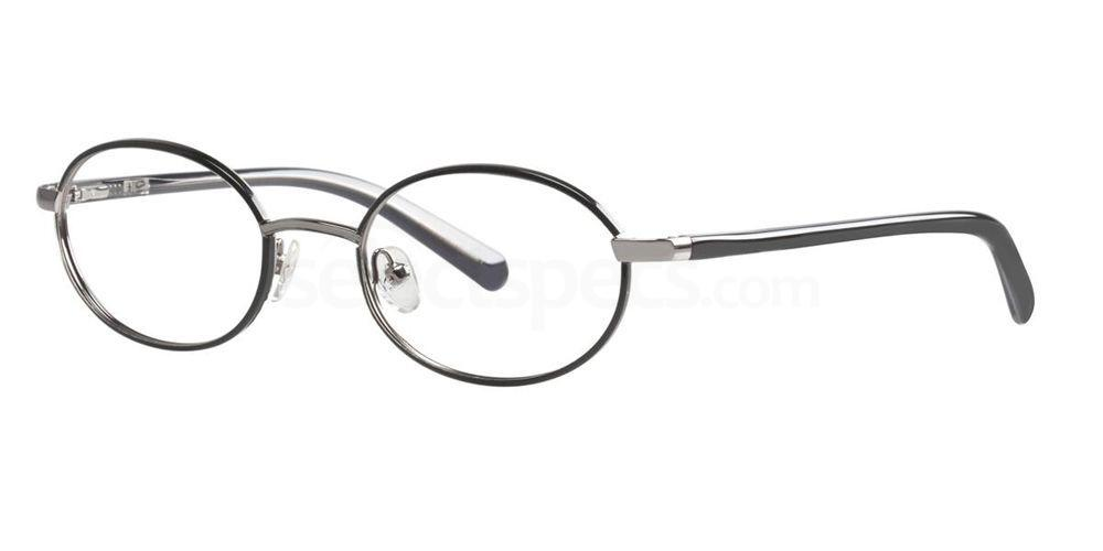 Black/Gunmetal THE COLE Glasses, Original Penguin
