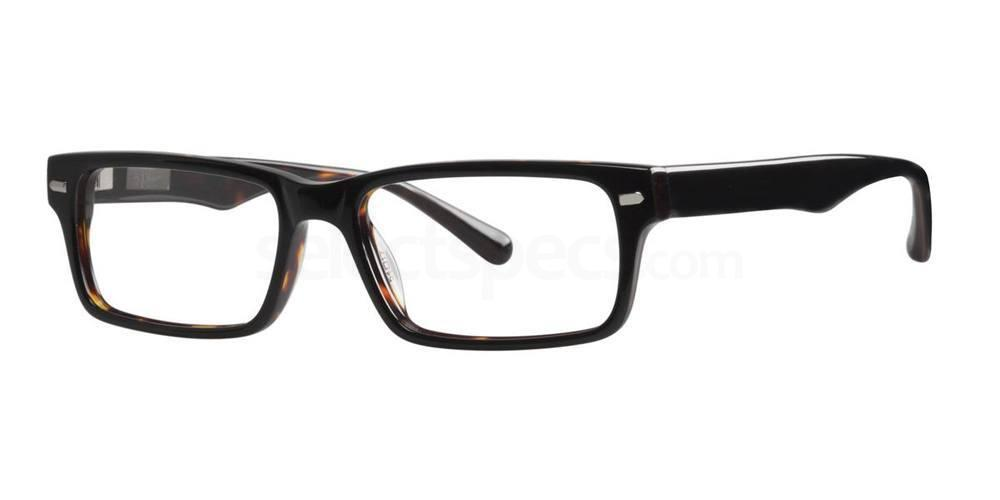 Black Tortoise THE HUCK Glasses, Original Penguin