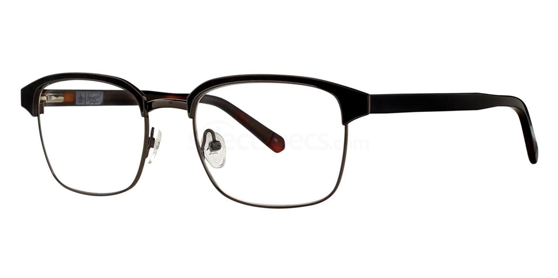 Black THE HENDERSON Glasses, Original Penguin