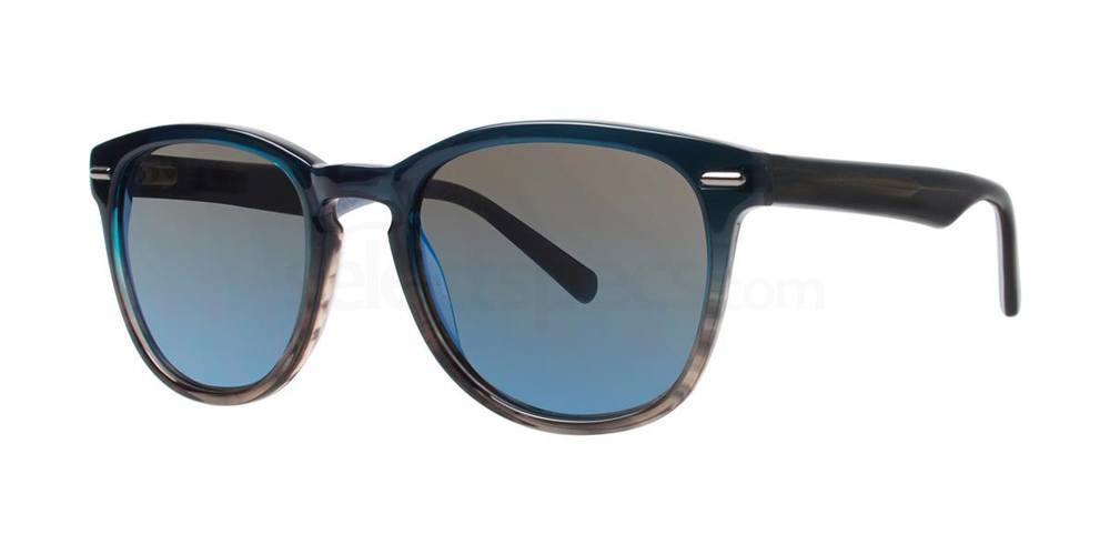 Bay Blue THE BRISCOE Sunglasses, Original Penguin