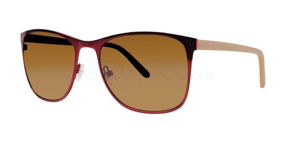 Biking Red THE COLLINS Sunglasses, Original Penguin