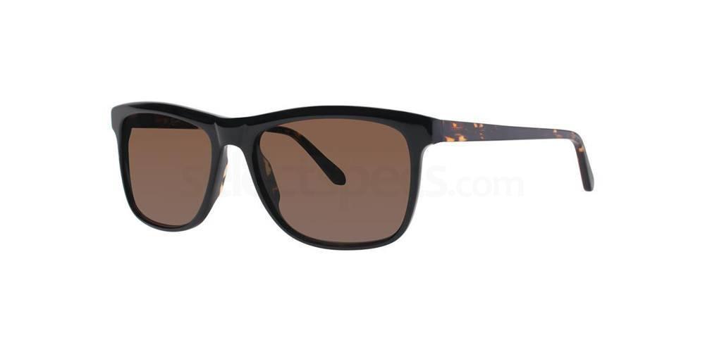 Black THE FLAT TOP SUN Sunglasses, Original Penguin