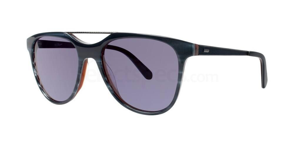 Navy THE GROVER Sunglasses, Original Penguin