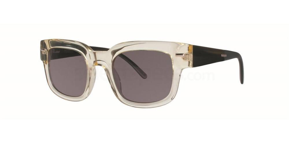 Yellow Crystal THE VARGAS Sunglasses, Original Penguin