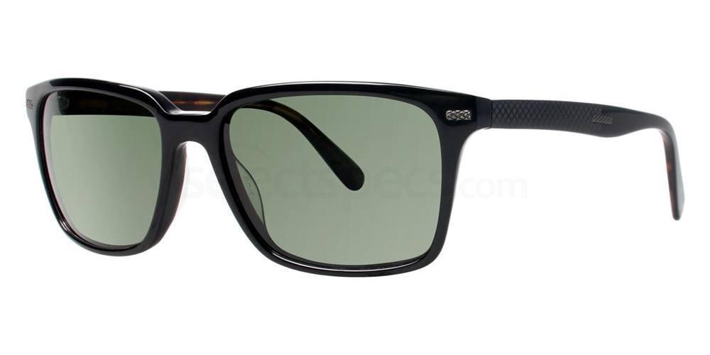 Black THE VICTOR Sunglasses, Original Penguin