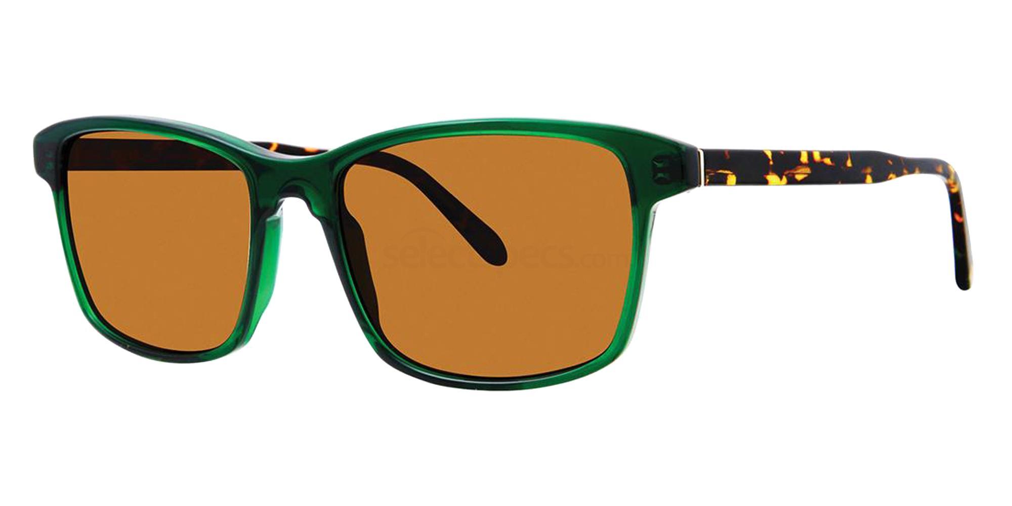 Bosphorus Green THE JACK SUN Sunglasses, Original Penguin