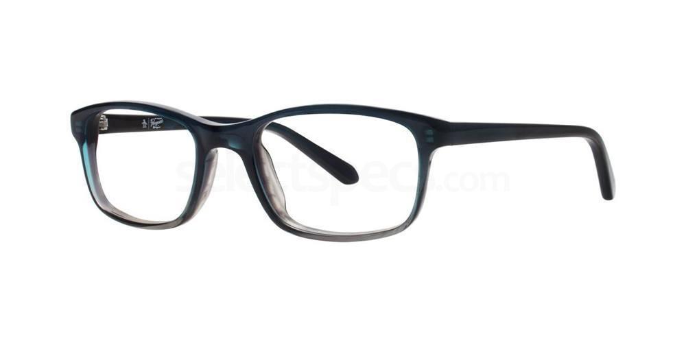 Bay Blue THE CARMICHAEL JR Glasses, Original Penguin Youth