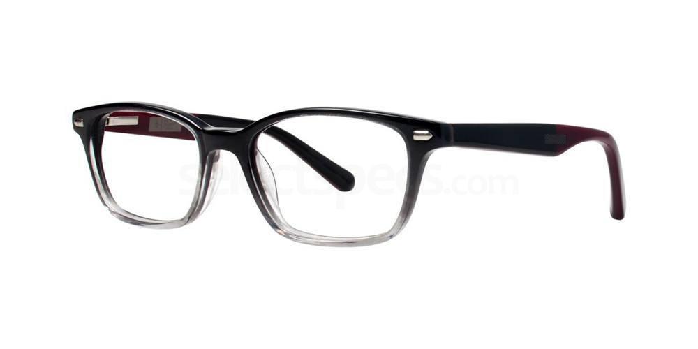 Black Gradient THE CLYDE JR Glasses, Original Penguin Youth