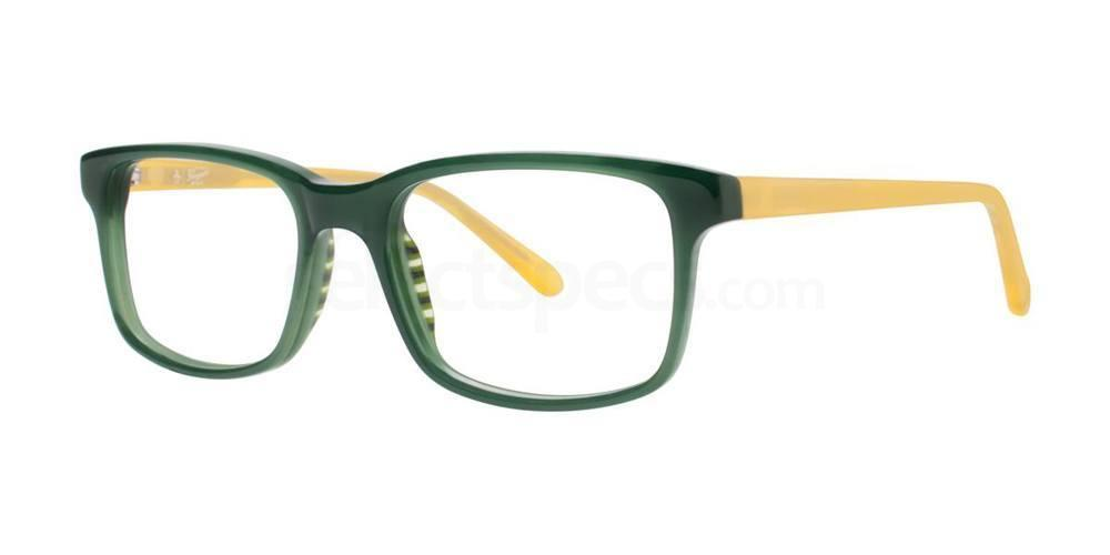 Rifle Green THE HAYES JR Glasses, Original Penguin Youth
