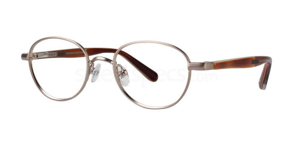 Gold THE TEDDY JR Glasses, Original Penguin Youth