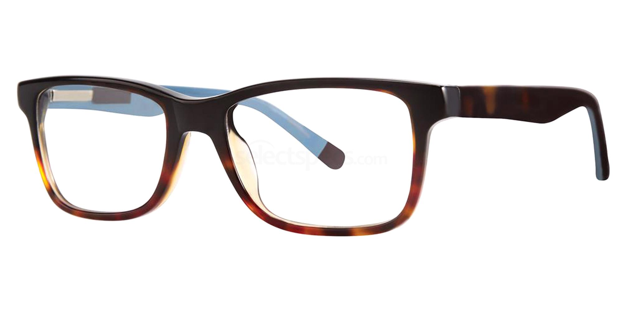 Black Tortoise THE WEBLO JR Glasses, Original Penguin Youth