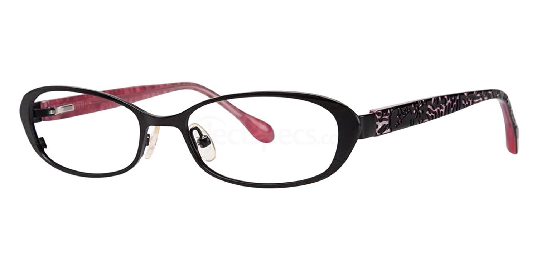 Black CALLAHAN Glasses, Lilly Pulitzer