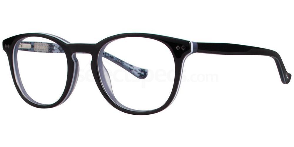 Black KIND Glasses, Kensie