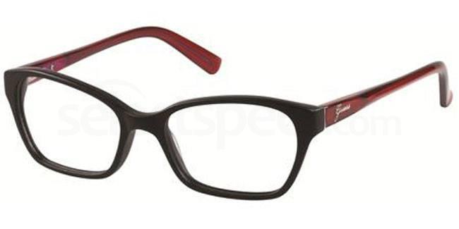 B84 GU2466 Glasses, Guess