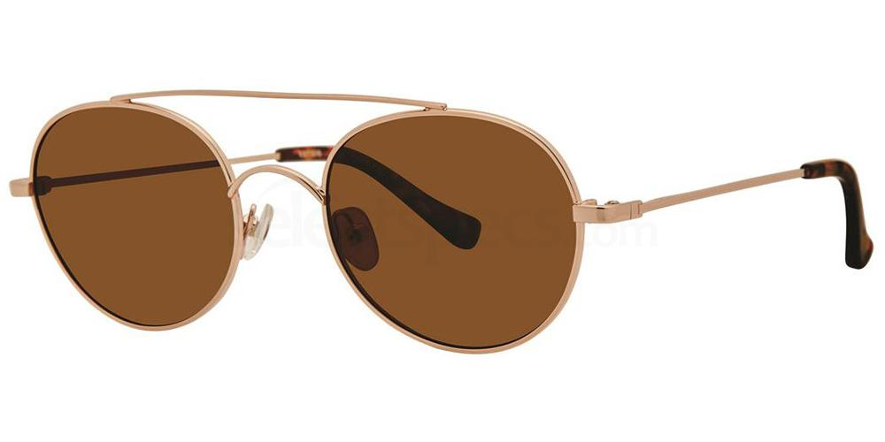 Rose Gold (Polarized) INSIDE OUT Sunglasses, Kensie