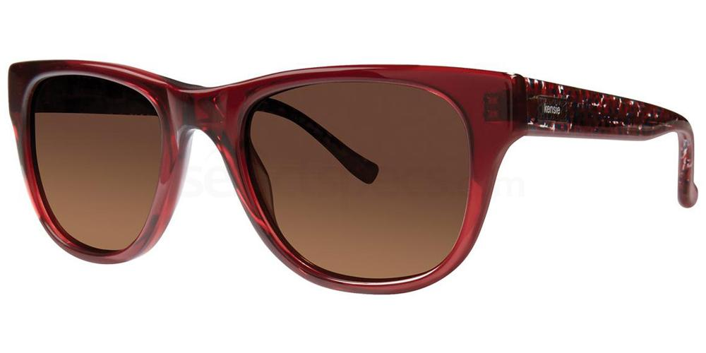 Cherry FOR REAL Sunglasses, Kensie