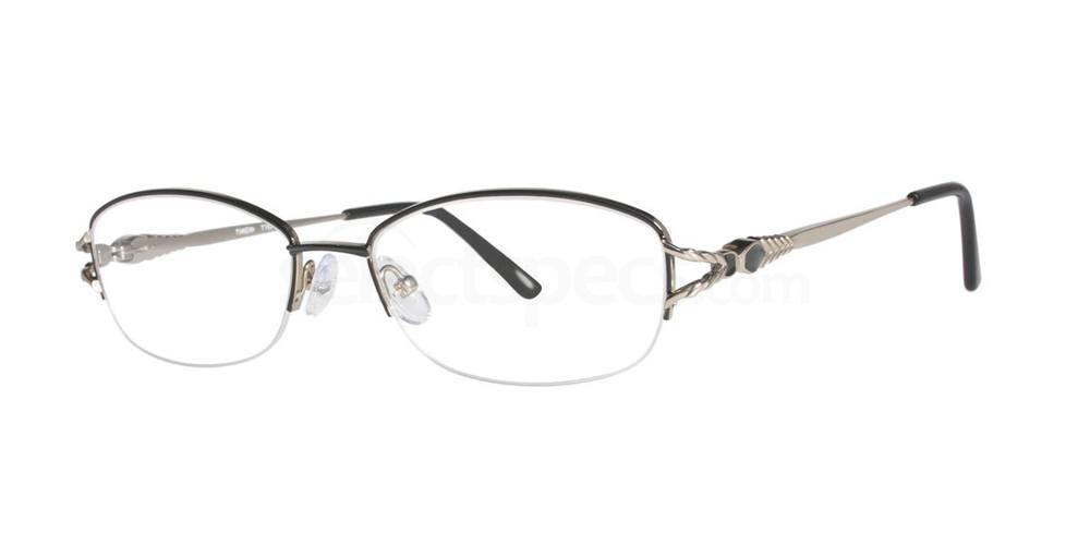 Black T183 Glasses, Timex