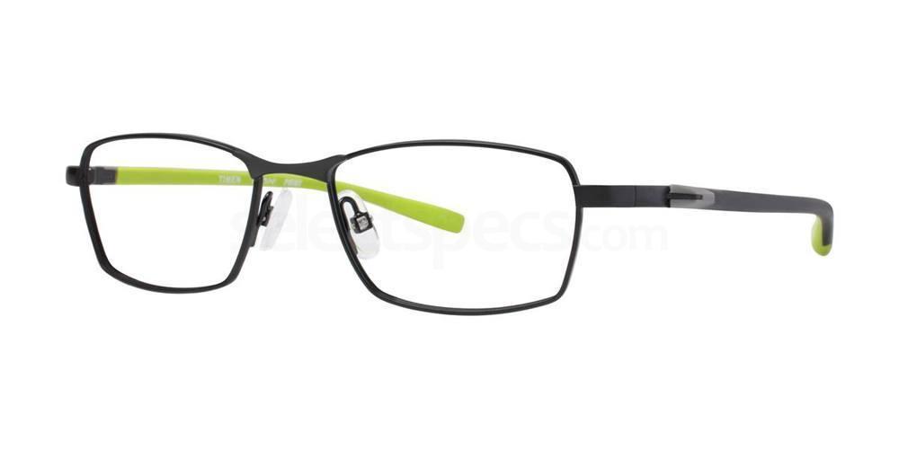 Black POINT Glasses, TMX by Timex