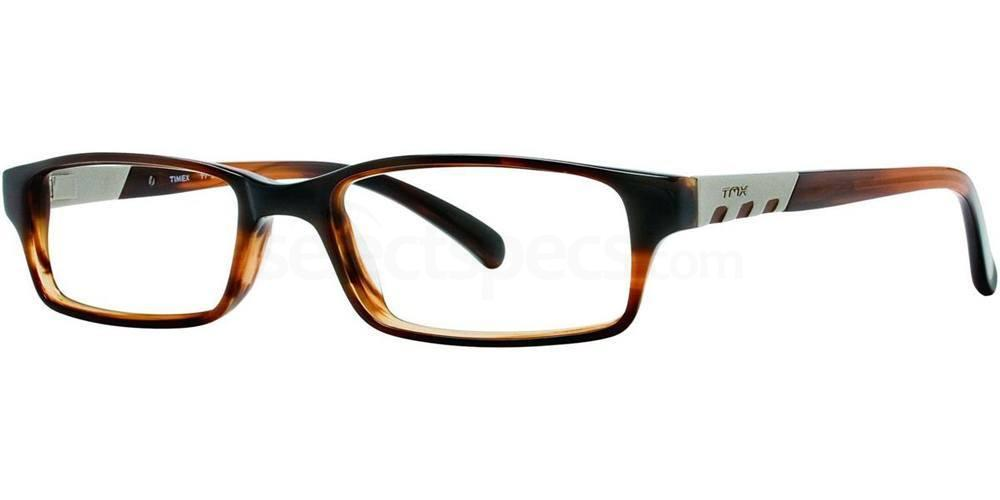 Tortoise DENSITY Glasses, TMX by Timex