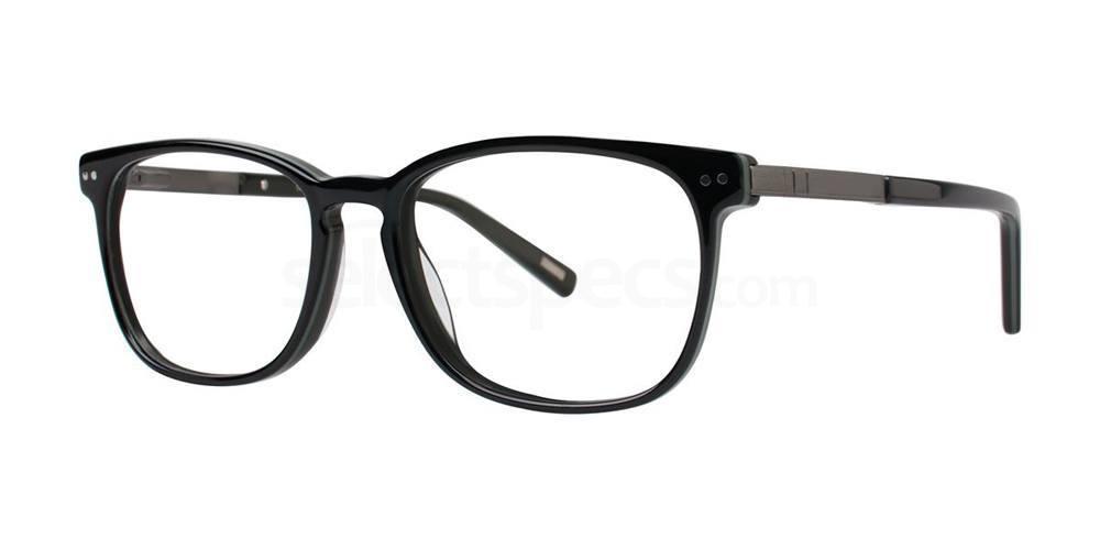 Black L064 Glasses, Timex MAX