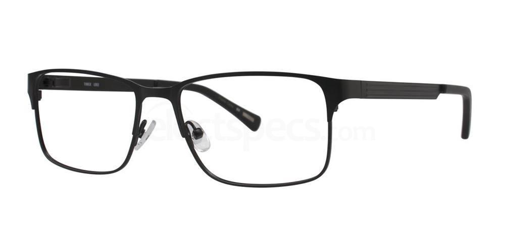 Black L063 Glasses, Timex MAX