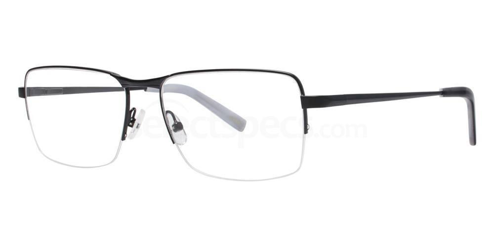 Black L042 Glasses, Timex MAX