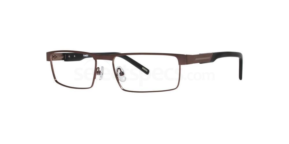 Gunmetal L030 Glasses, Timex MAX