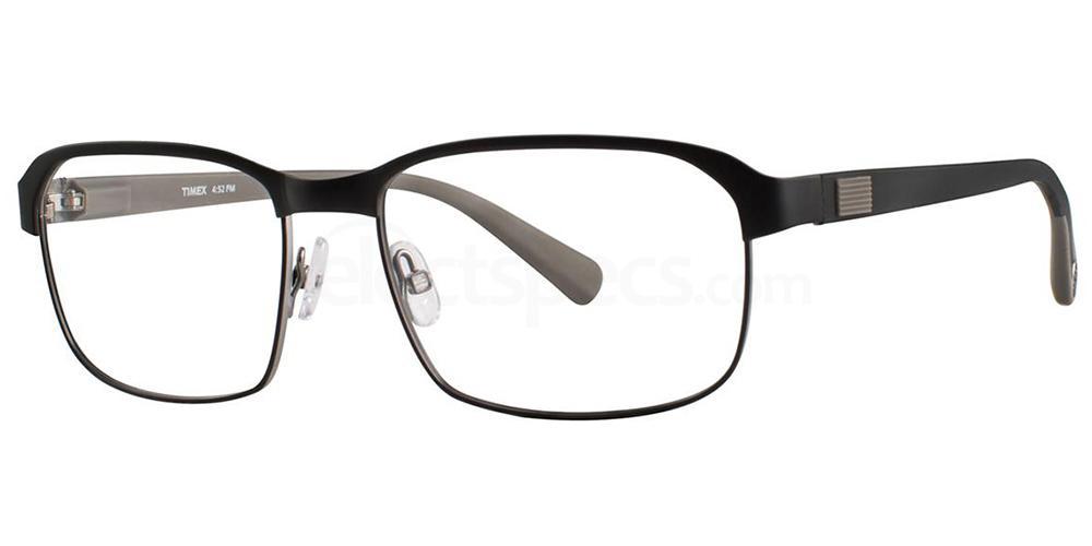 Black 4:52 Glasses, Timex MAX