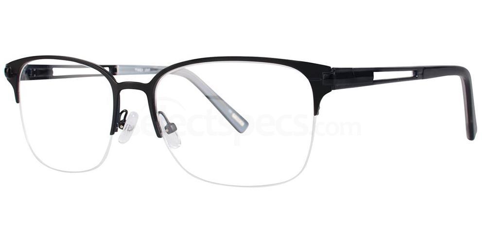 Black L069 Glasses, Timex MAX
