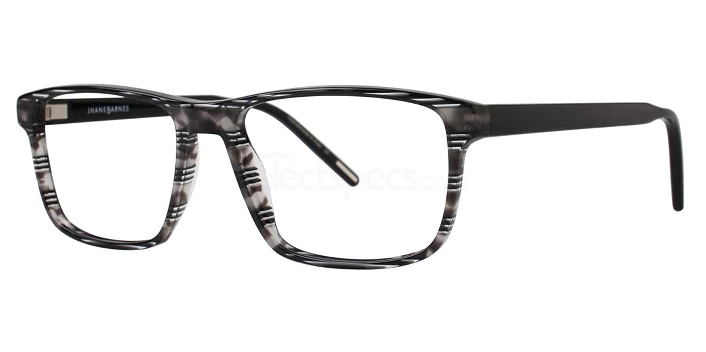 Black Googolplex Glasses, Jhane Barnes