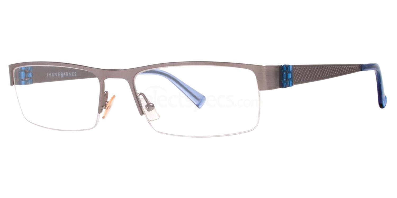 Gunmetal Algorithm Glasses, Jhane Barnes