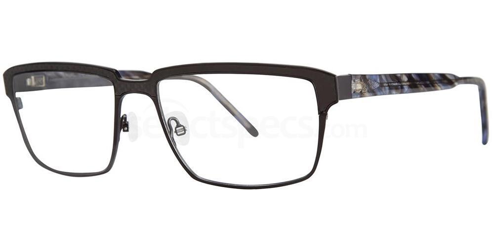 Black Permutation Glasses, Jhane Barnes