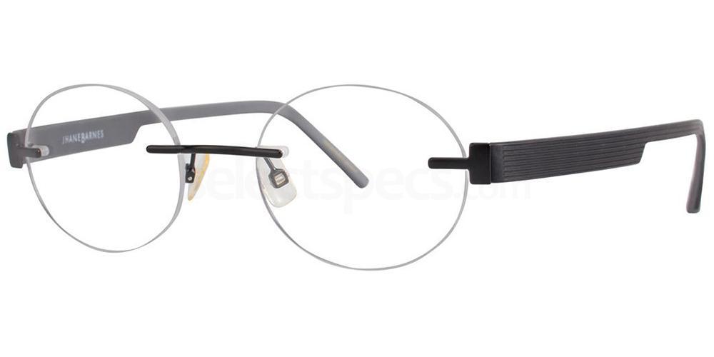 Black Subset 16 Glasses, Jhane Barnes