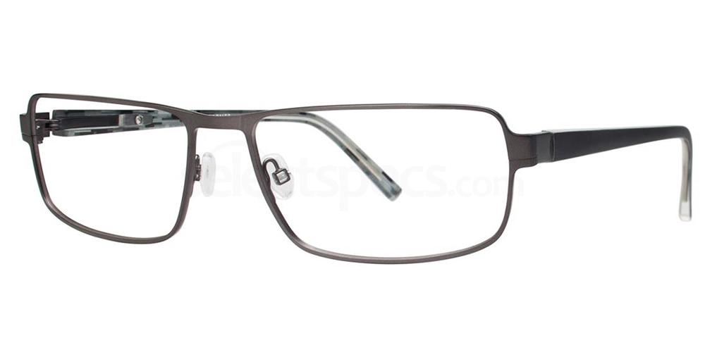Gunmetal Supplementary Glasses, Jhane Barnes