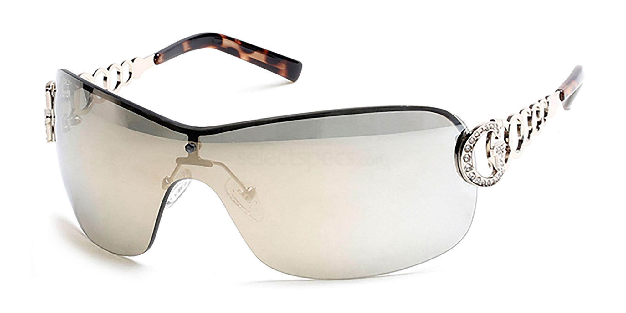 32C GU6509 Sunglasses, Guess