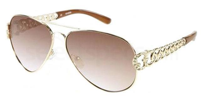 H73 GU7255 Sunglasses, Guess