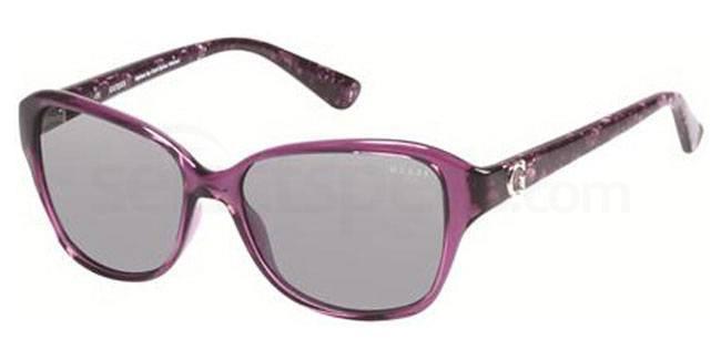 O43 GU7355 Sunglasses, Guess