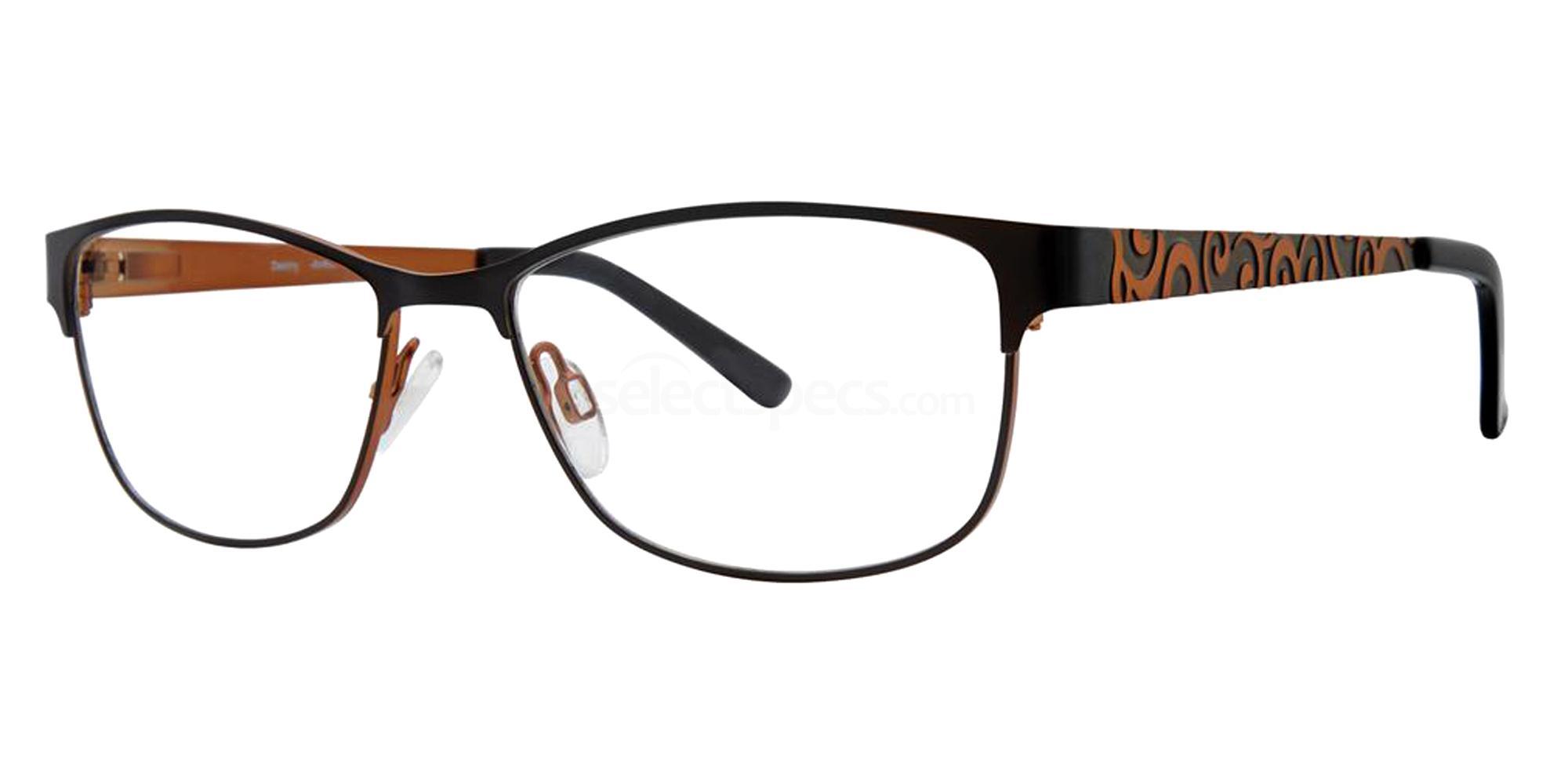 Black ANNIKA Glasses, Destiny